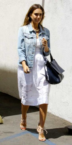 Jessica Alba | New Looks We Love | Fashion | Fashion News | Pictures | Photos | News | Celebrity News