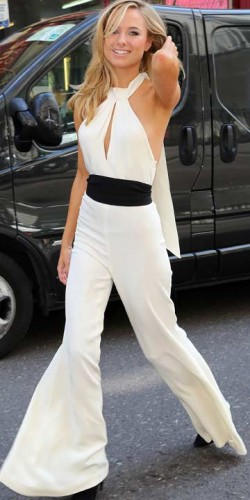 Kimberley Garner| Celebrity fashion | Worst dressed | Pictures | Now | Fashion | New | Photos | Bad Style