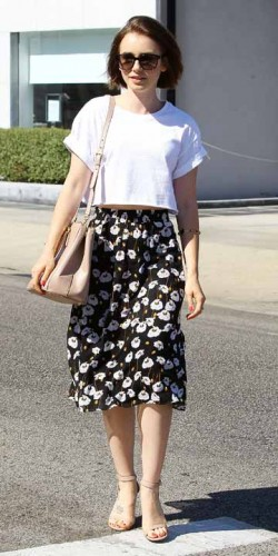 Lily Collins | New Looks We Love | Pictures | Photos | News | Fashion | Fashion News | Celebrity | Celebrity News