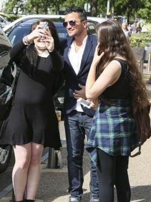 Peter Andre | Celebrity Spy | Pictures | Photos | News | Celebrity News | Celebrity