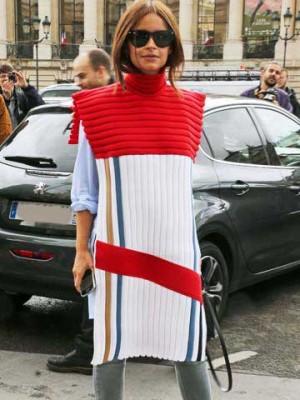 Miroslava Duma| Celebrity fashion | Worst dressed | Pictures | Now | Fashion | New |