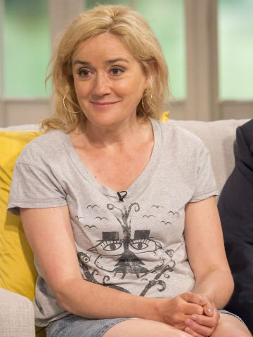 Celebrity Masterchefs Sophie Thompson My Sons Have Been My Official Tasters Celebsnow