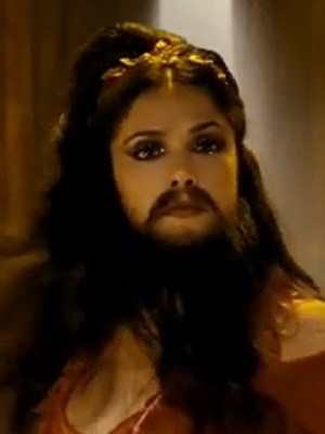 Variant Completely Salma hayek bearded simply matchless