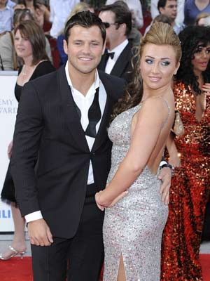 Mark Wright and Lauren Goodger | Bafta TV Awards 2011 | Pictures | Photos | New