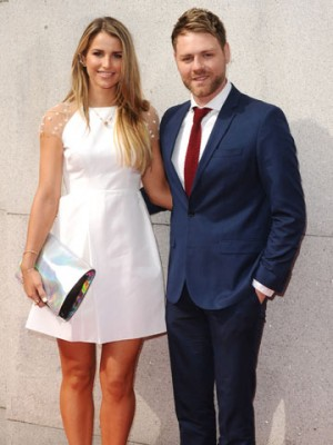 Vogue Williams and Brian McFadden | Tesco Mum Of The Year Awards 2014 | Pictures | Photos | New | Celebrity News