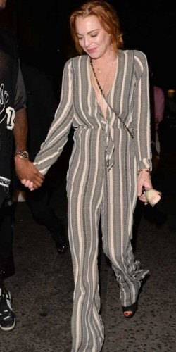 Lindsay Lohan| Celebrity fashion | Worst dressed | Pictures | Now | Fashion | New | Photos | Bad Style