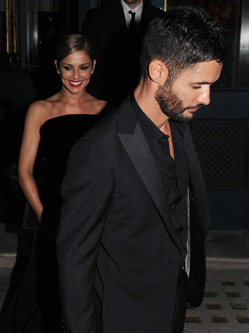 Where did cheryl cole s new husband jean bernard get his mystery