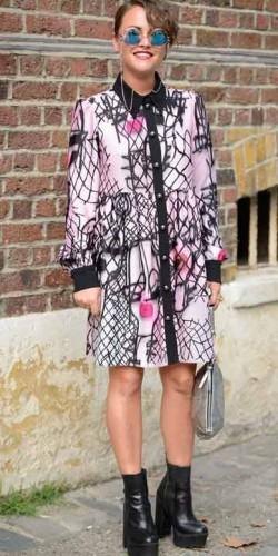 Jaime Winstone| Celebrity fashion | Worst dressed | Pictures | Now | Fashion | New | Photos | Bad Style