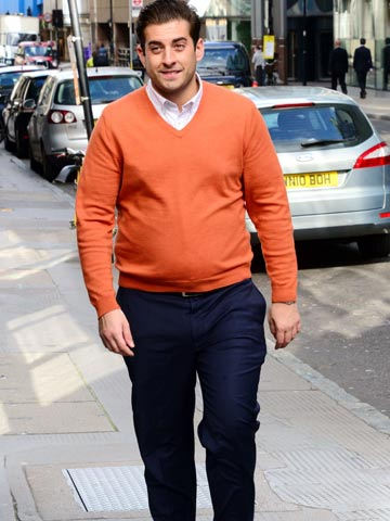 james argent weight loss