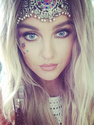 Perrie Edwards Birthday 2014