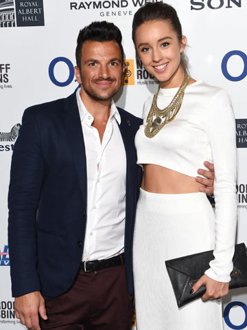 Aw Peter Andre I Love A Really Nice Restaurant Wine And An Early Night With Emily Macdonagh