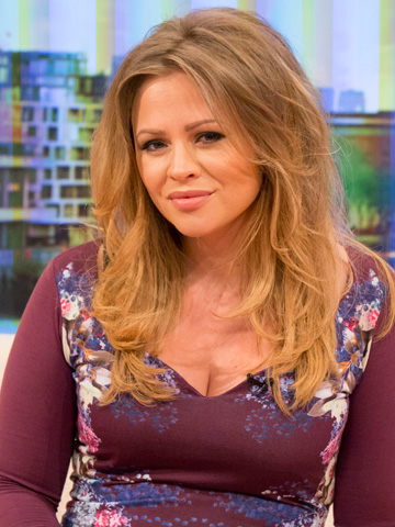 Thank You Kimberley Walsh Finally A Celebrity Who Tells