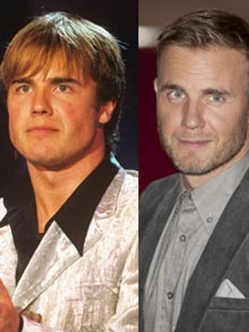 wtf take that 39 s gary barlow somehow only gets hotter with age and we 39 ve got the proof celebsnow. Black Bedroom Furniture Sets. Home Design Ideas