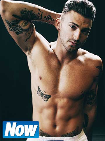 EEEK! Newly-single X Factor star Jake Quickenden wants to get naked and find a MILF on I'm A Celebrity! - CelebsNow