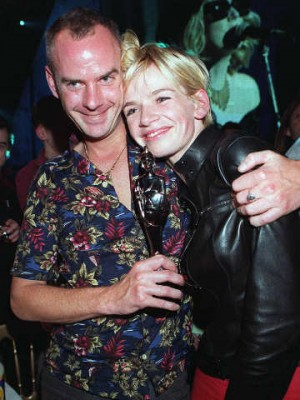 Zoe Ball and Norman Cook's love story in pictures