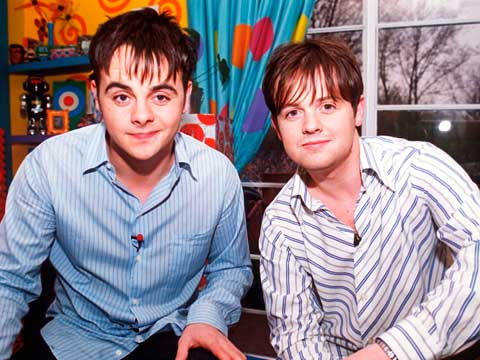 Ant and Dec 1998 | Now magazine | photos | pictures | celebrity news