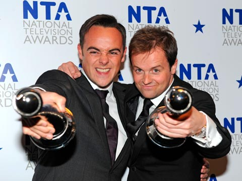 Ant and Dec 2010 | Now magazine | photos | pictures | celebrity news