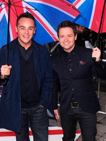 Ant and Dec 2012   Now magazine   photos   pictures   celebrity news