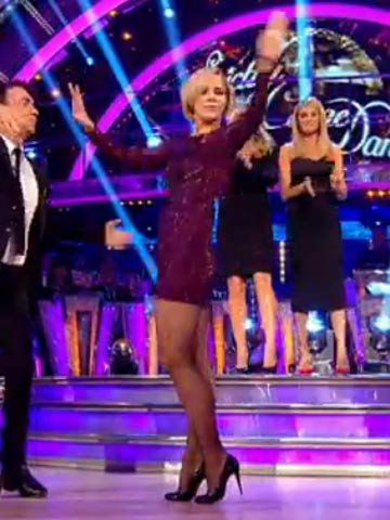 WOW! The secret to Strictly Come Dancing judge Darcey ...