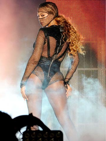 Pictures of beyonce s butt