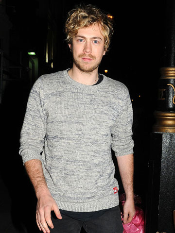 McBusted's James Bourn...