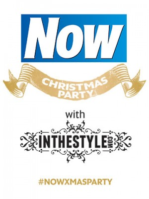 Now Christmas party 2014 with In The Style