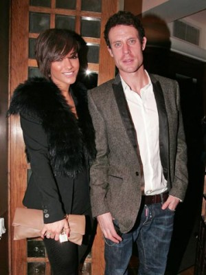 Frankie Sandford and Wayne Bridge | Celebrity Spy 25 - 31 January | Pictures | Photos | New | Celebrity News