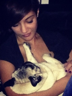 Frankie Sandford and Presley | Pictures | Photos | New | Celebrity News