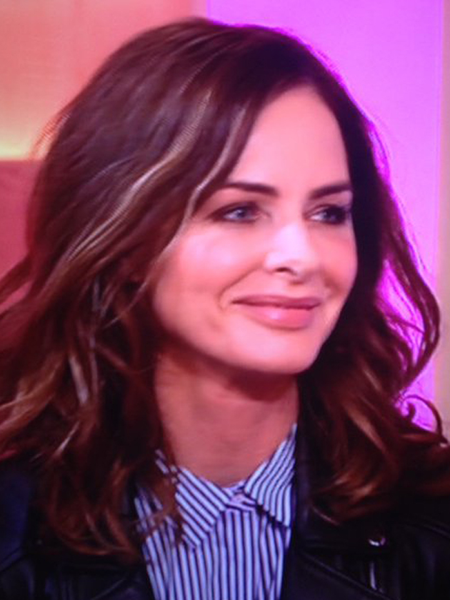 Trinny Woodall S Changing Face I Ve Been Having Botox For