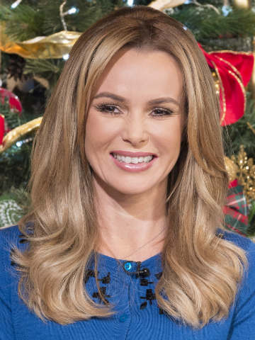 Amanda Holden My Husband Still Makes Me Go Cor He S