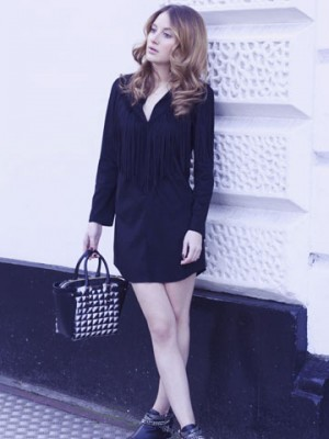 Rosie Fortescue in New Looks We Love