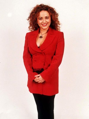 Nadia Sawalha's weight loss story in pictures