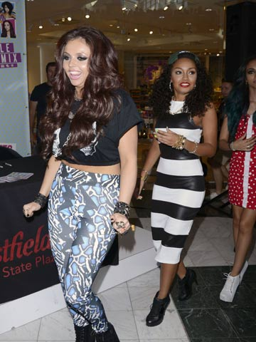 Jesy Nelson's weight loss story in pictures