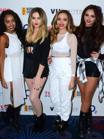 Little Mix in Jesy Nelson's weight loss story in pictures