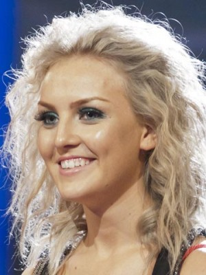 Perrie Edwards' changing face