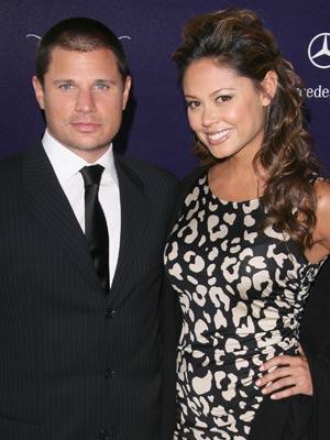 Nick Lachey and Vanessa Minnillo   Engaged Celebrities   Celebrity   Pics   Photos   Now Magazine