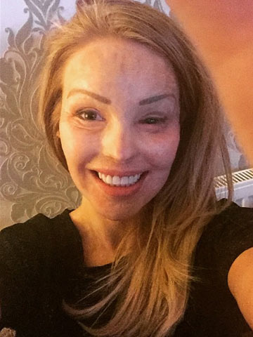 WOW Look How Gorgeous Katie Piper Looks In This No Make