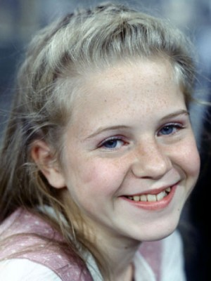 Kellie Bright's changing face