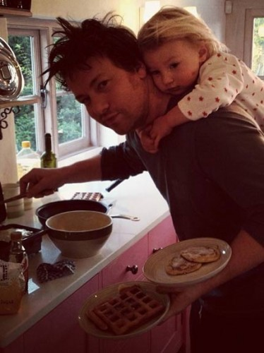 drool! 7 pictures inside jamie oliver and jools' fairytale home