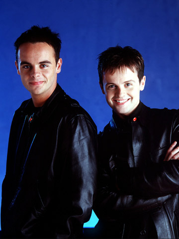 Ant and Dec 2000 Now magazine