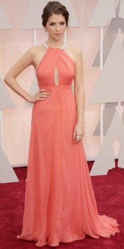 Anna Kendrick at the Oscars 2015