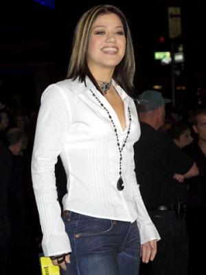 Kelly Clarkson 2002 Now magazine