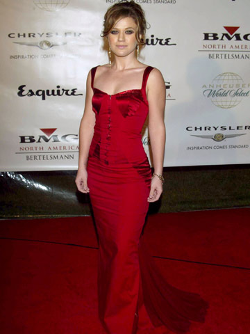 The changing body of Kelly Clarkson - CelebsNow