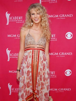 Taylor Swift's changing style