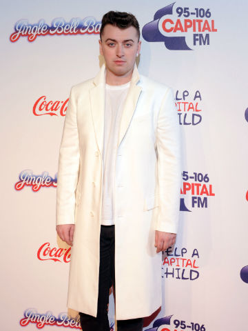 Sam Smith's weight loss story