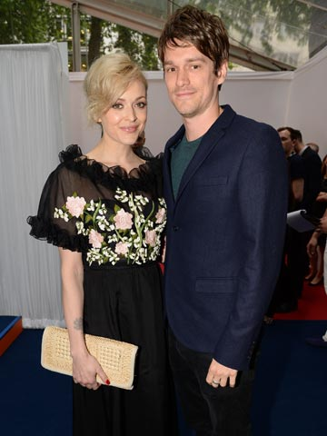 Pregnant Fearne Cotton Why I Don 39 T Style My Husband Jesse