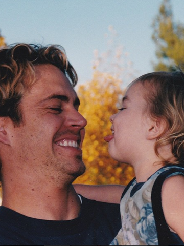 A Daughters Tribute To Her Dad Paul Walkers Girl Meadow Shares Emotional Memories As Furious 7 Trailer Is Released