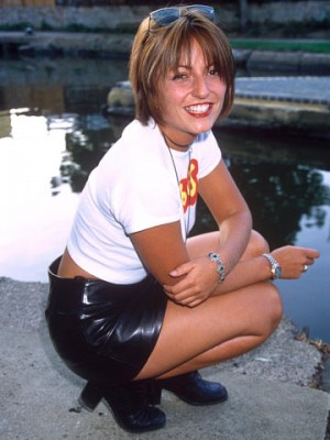 Davina McCall's weight loss story in pictures