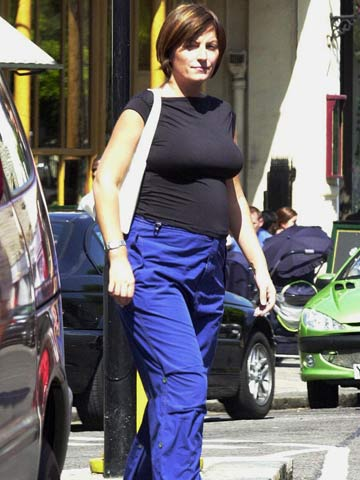 New pics! See Davina McCall's dramatic weight loss story in