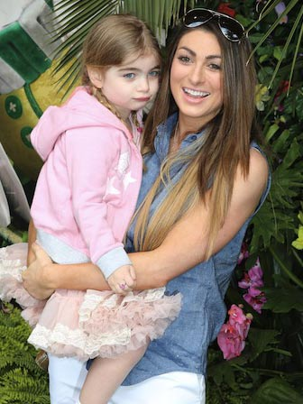 10 Pictures That Show Luisa Zissman S Daughter Dixie Could